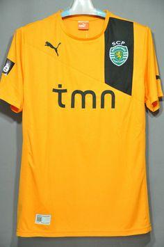 Sporting Lisbon Away Replica Jersey Shirt 2013 Portuguese Liga – Nice Day Sports