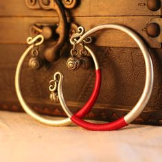 Red & Silver - The Miao Style