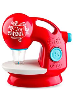 The Best Toys of 2014 - cute sewing machine for kids 5+.  Target $35