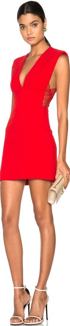 Noam Hanoch Russo Mini Dress