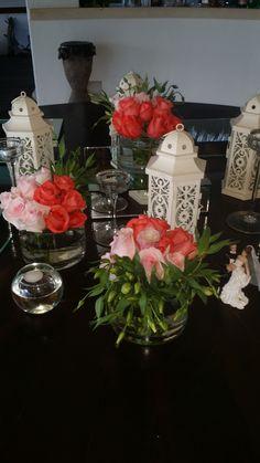 Lovely wedding decoration