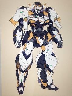 Robot de combate avanzado