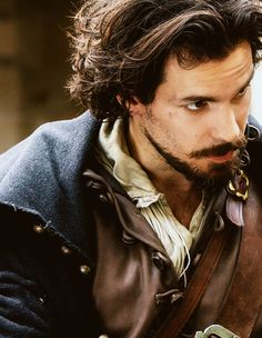 Fan Art of The Musketeers - Aramis for fans of Aramis ('The Musketeers').
