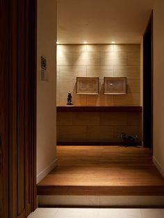 Niche Design, Wall Design, House Design, Japanese Home Design, Japanese House, Modern Tree House, Asian Interior, Pinterest Home, New Condo