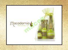 Macadamia MESH BAG v1 zestaw