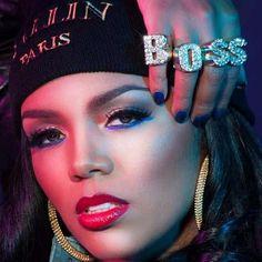 Rasheeda from Love and Hip Hop Atlanta always has the best makeup!