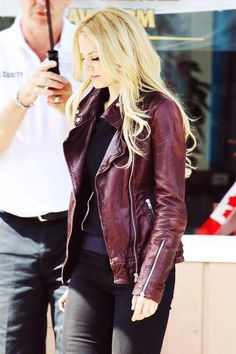 This picture is just so beautiful. And I own that same jacket!!!