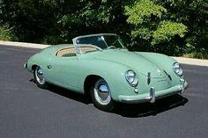 1950's Porche Roadster