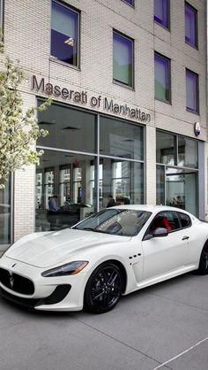 Beautiful #Maserati Gran Turismo via carhoots.com