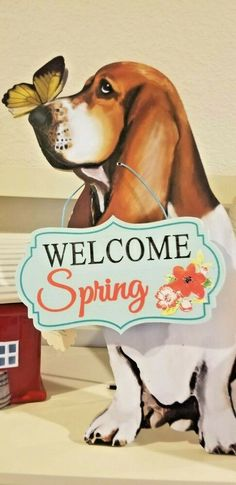 Welcome Spring, Spring Sign, Pioneer Woman Kitchen, Pioneer Women, League City, Fashion Wall Art, Woman Standing, Outdoor Ideas, Diy And Crafts