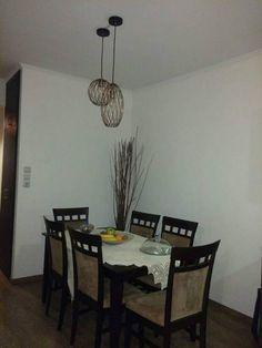 Φωτογραφίες από σπίτι πελάτη μας! Dining Table, Furniture, Home Decor, Decoration Home, Room Decor, Dinner Table, Home Furnishings, Dining Room Table, Home Interior Design