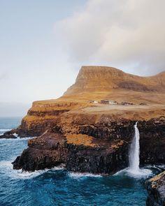 Wandern auf den Färöer Inseln Faroe Islands, Exploring, Journey, Outdoor, Instagram, Travel, Day Trips, Travel Advice, Hiking