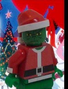 El Grinch según Lego