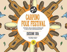 "Check out new work on my @Behance portfolio: ""Carpino Folk Festiva 2016""…"