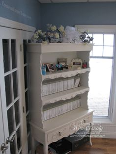 Beautiful way to store Stampin Up Stamps!