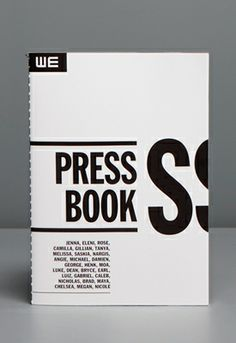 Edwin van Gelder - WE PRESSBOOK SS10