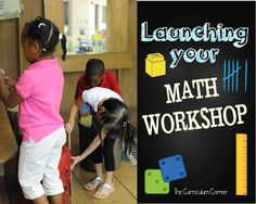 Launching Your Math Workshop