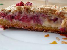 Johannisbeer-Blechkuchen/ Redcurrant Sheetcake yeasted