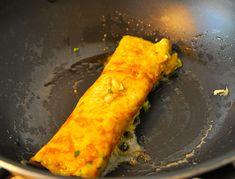 Indische omelet - Telor Gambuang - Eierrecept Padang - PisangSusu.com
