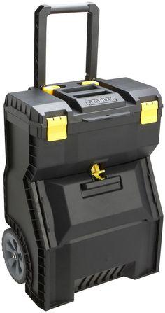 Mobile Tool Box Storage Rolling Toolbox Portable Organizer Cabinet Drawer Garage #Stanley