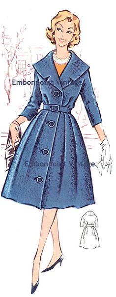 1950's coat