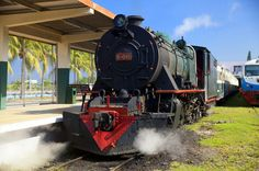 Half-Day North Borneo Steam Engine Train from Kota Kinabalu Kota Kinabalu, Train Tickets, Buddhist Temple, Round Trip, Steam Engine, Steam Locomotive, Borneo, Day Trip, Southeast Asia