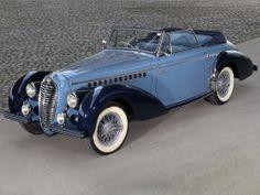 1949 Delahaye 135 M Cabriolet