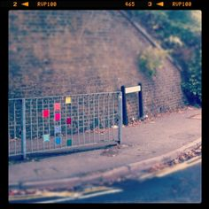 yarnbomb speer road