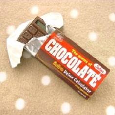 Chocolate calculator