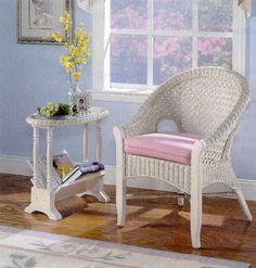 Venetian Wood & Wicker Furniture