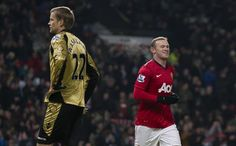 Arsenal manager Arsene Wenger is set to rekindle his longstanding interest in Manchester United's wantaway striker Wayne Rooney, after giving up on first-choice target Luiz Suarez, according to reports in Britain. Arsene Wenger, Wayne Rooney, First Choice, Manchester United, Bomber Jacket, Football, Sports, Soccer, American Football