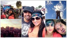 Having a Blast at Austin City Limits (ACL) Music Festival. Get your bohemian on and flow with the music.
