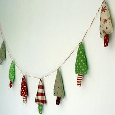 kirstie allsopp christmas garland - Google Search