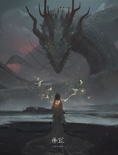 New concept art fantasy characters dragon Ideas Fantasy World, Dark Fantasy, Fantasy Queen, Medieval Fantasy, Dragons, Art Tumblr, Tumblr Me, Art Watch, Arte Horror