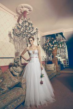 Shimon Dahan & Yona Ben Shushan bridal collection 2013 | Galleries | FashionTV | fashiontv.com
