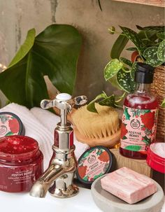 Body Shop At Home, The Body Shop, Us Holidays, Christmas Gift Sets, Tbs, Shopping Spree, Make It Simple, Hair Care, Beauty
