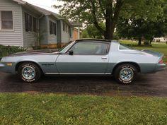 1978 Chevrolet Camaro RALLY SPORT | eBay
