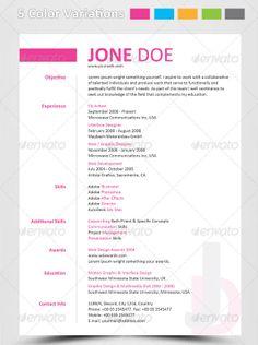 typographic resume google search cv templatetemplatesresume