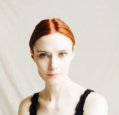 Actrice Rebecca Calder, Photo Andree Martis et Demian Dupuis