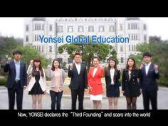 Yonsei University(延世大學) - Presentation inEnglish- Una Universidad de primer mundo