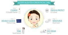 Get the Korean flawless, beautiful skin with this 6 steps Korean beauty care program using Nworld Nlighten products Beauty Care, Beauty Skin, Health And Beauty, Beauty Hacks, Beauty Tips, Nlighten Products, Korean Facial, Best Teeth Whitening, Facial Cream