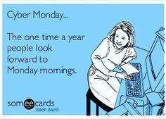 Happy Cyber #Monday #shopping! #cybermonday #shoppingmeme #mememonday #meme