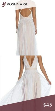 Luxxel Maxi Dress Luxxel maxi dress, size small, worn once in perfect condition Luxxel Dresses Maxi Nude Maxi Dresses, Fashion Tips, Fashion Design, Fashion Trends, Dress Up, Womens Fashion, Outfits, Beautiful, Things To Sell