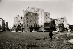 Bob Bennett | Meat Packing District  (2003) - Before the unbridled gentrification