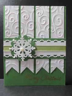 Happy Holidays Card - Club CK - The Online Community and Scrapbook Club from Creating Keepsakes