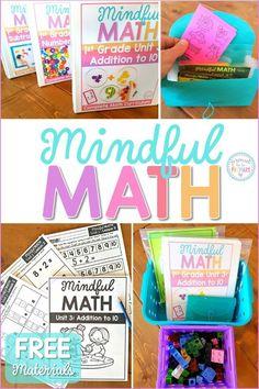 Mindful Math for kin