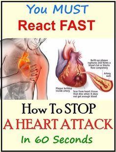 heart attack remedy