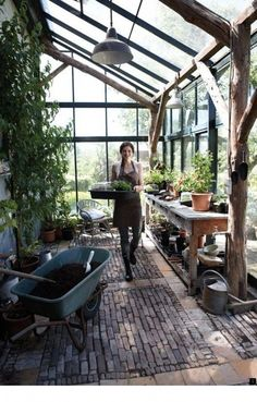 Best Pictures garden shed lean to Ideas Backyard outdoor sheds have various employs, such as putting home clutter along with backyard garden routine m. Lean To Greenhouse, Greenhouse Gardening, Greenhouse Ideas, Greenhouse Film, Greenhouse Benches, Greenhouse Attached To House, Greenhouse House, Simple Greenhouse, Greenhouse Interiors