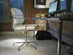 "Reader Tip: Affordable ""Eames"" Style Desk Chair"