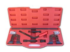 Universal Car Valve Spring Remover Installer Compressor Tool Kit * Click image to review more details.